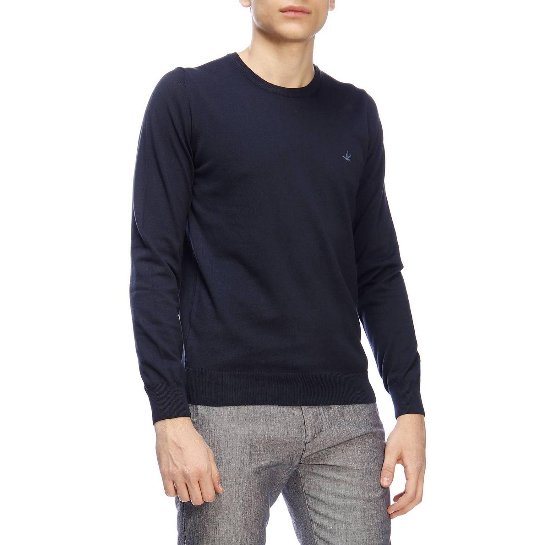 Sweater men Brooksfield blue 2