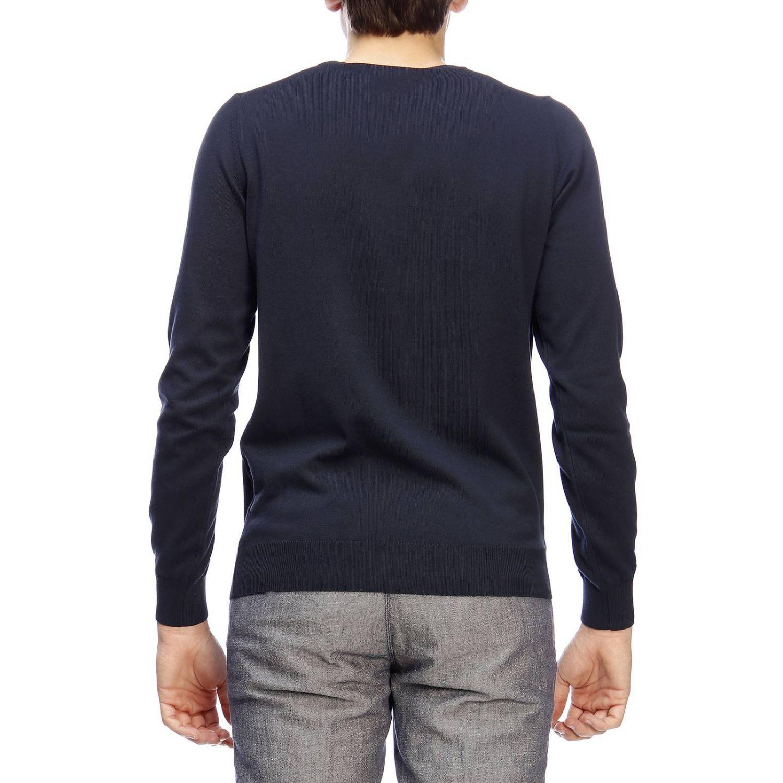 Sweater men Brooksfield blue 3