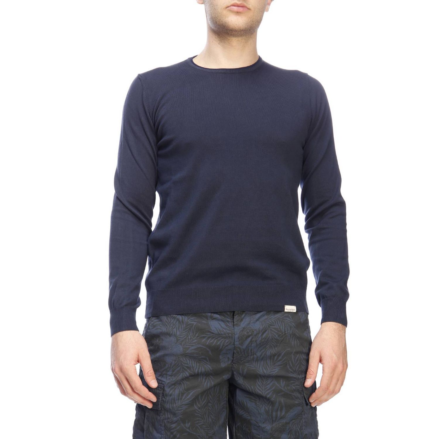 Sweater men Brooksfield blue 1