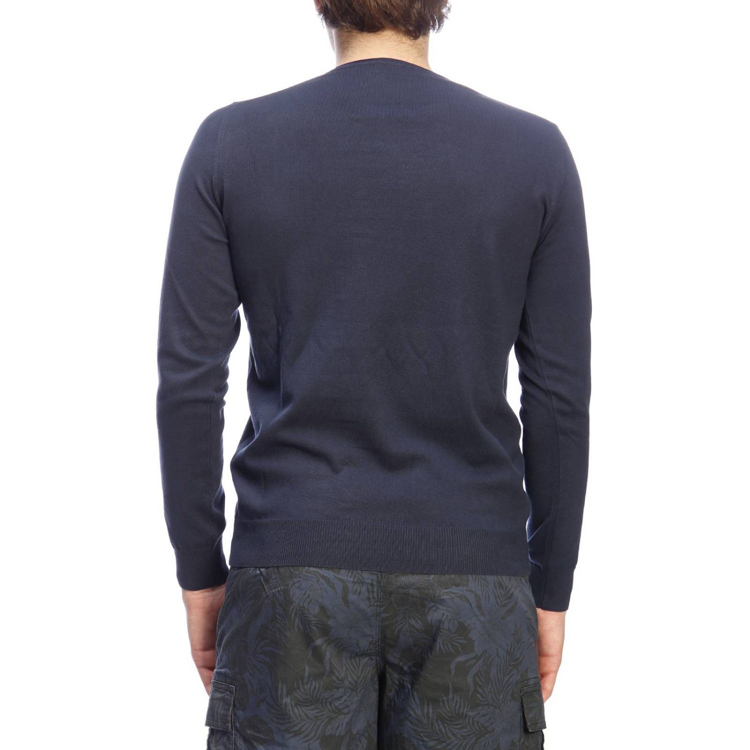 Sweater men Brooksfield blue 3