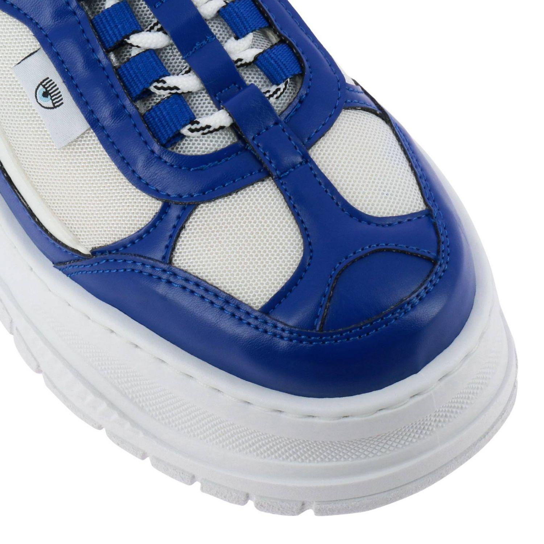 Обувь Женское Chiara Ferragni королевский синий 3