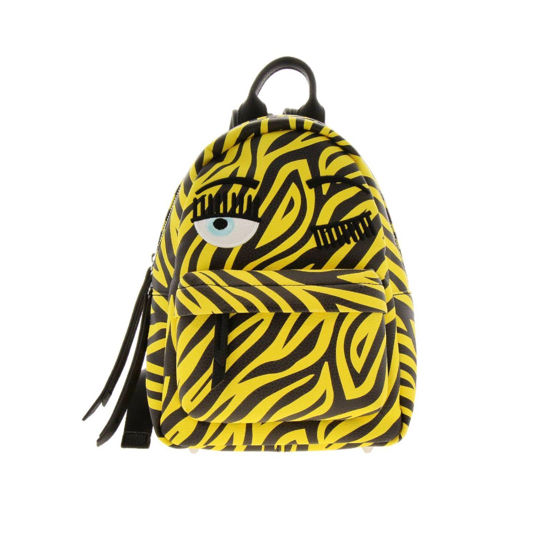 Наплечная сумка Женское Chiara Ferragni желтый 1