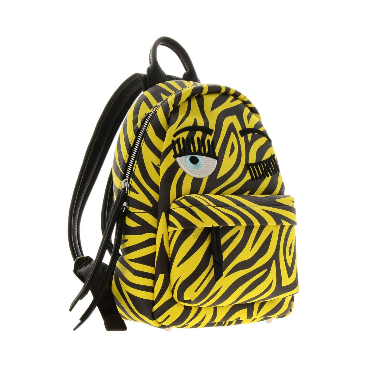 Наплечная сумка Женское Chiara Ferragni желтый 3