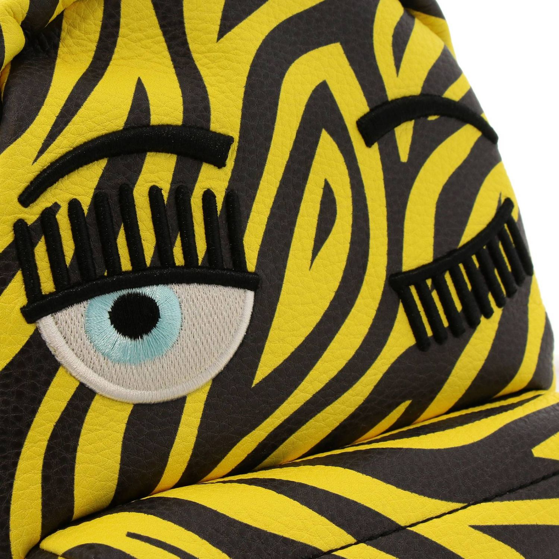Наплечная сумка Женское Chiara Ferragni желтый 5