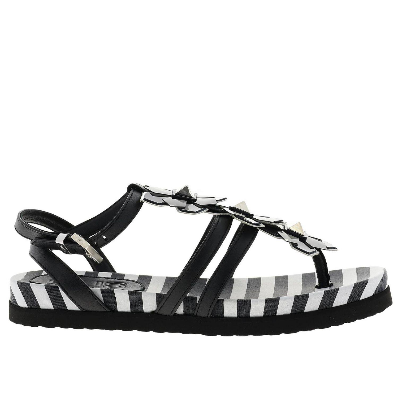 Zapatos mujer Paciotti 4us negro 1