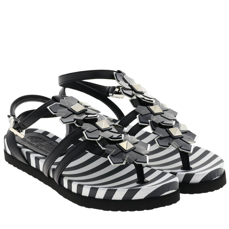 Zapatos mujer Paciotti 4us negro 2