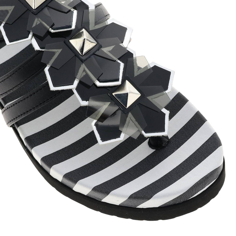 Zapatos mujer Paciotti 4us negro 3