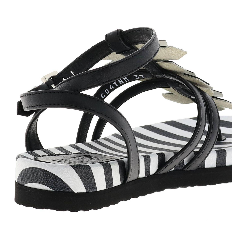 Zapatos mujer Paciotti 4us negro 4