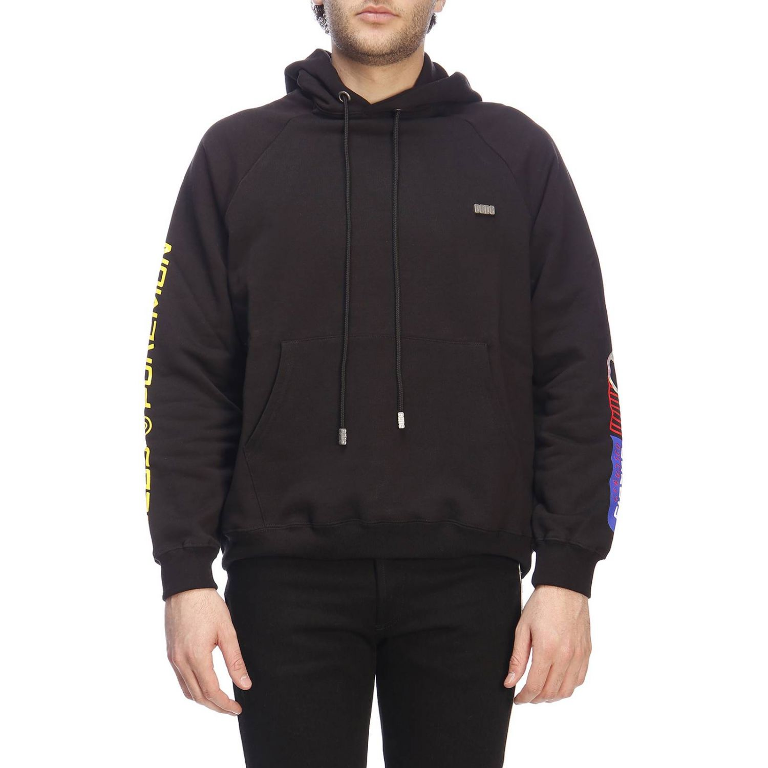 Jumper men Gcds black 1