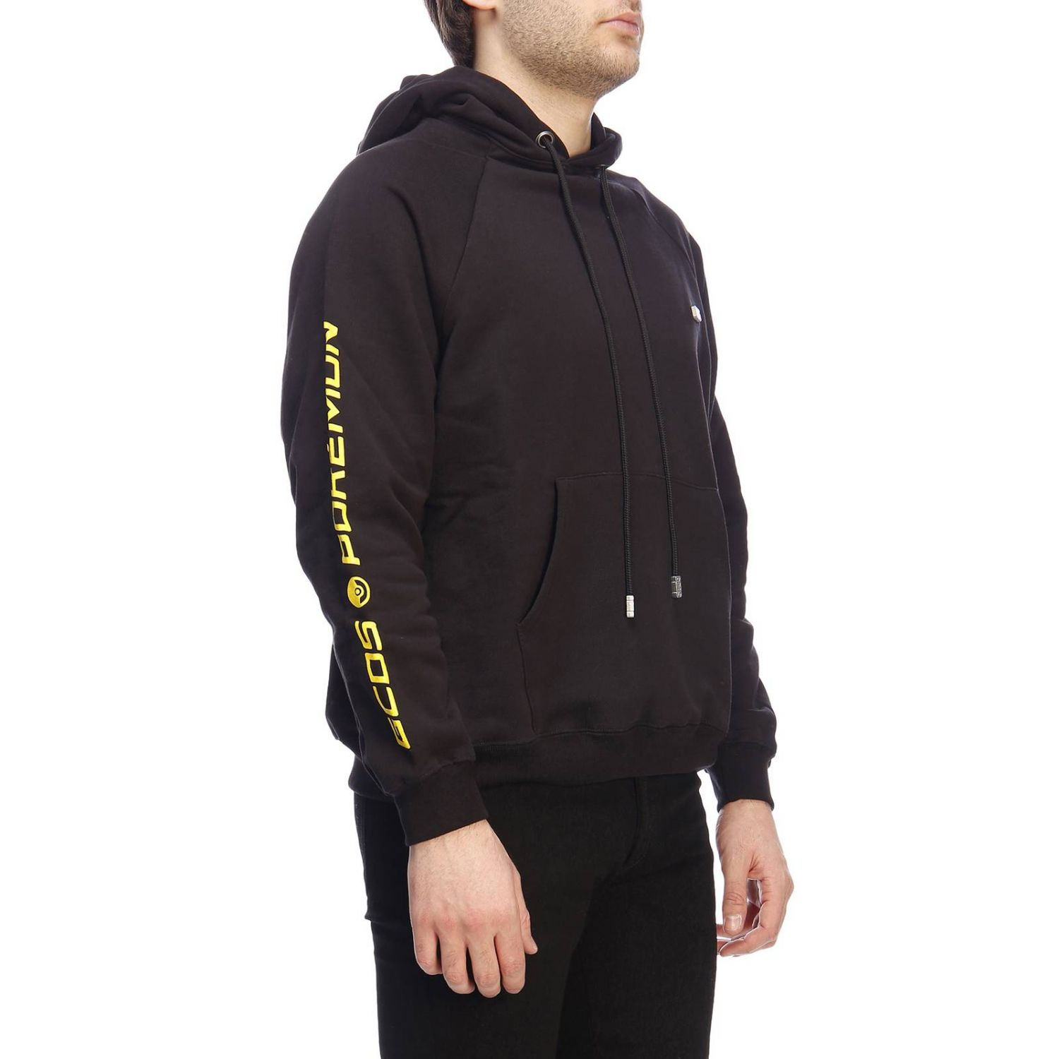 Jumper men Gcds black 2