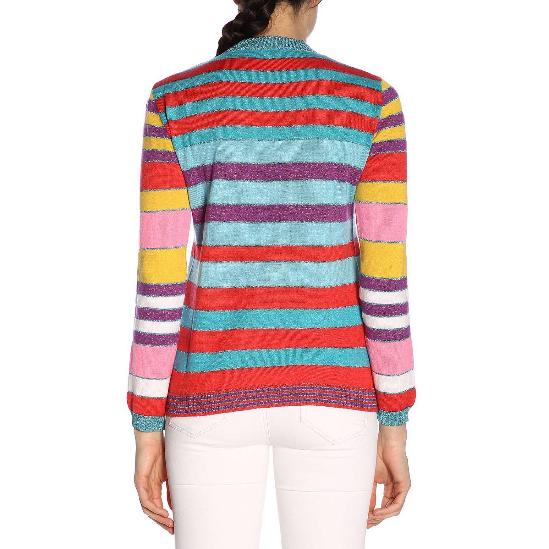 Pull femme Giada Benincasa multicolore 3