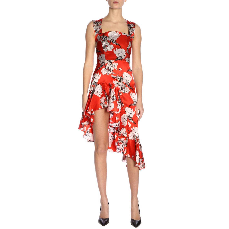 Платье Женское Giuseppe Di Morabito красный 1