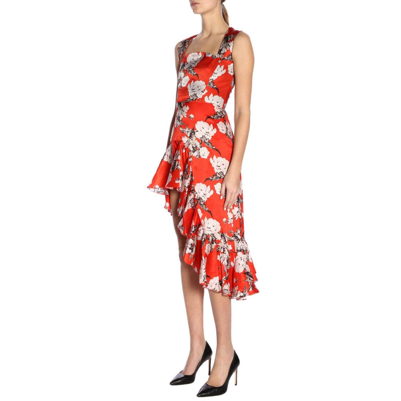 Платье Женское Giuseppe Di Morabito красный 2