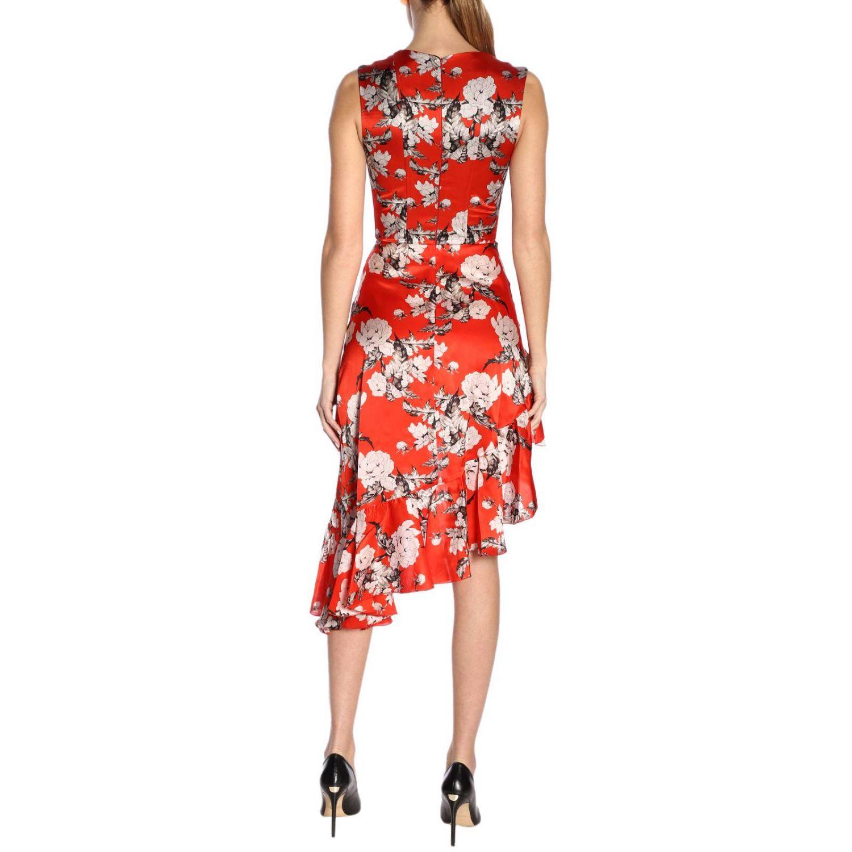 Платье Женское Giuseppe Di Morabito красный 3