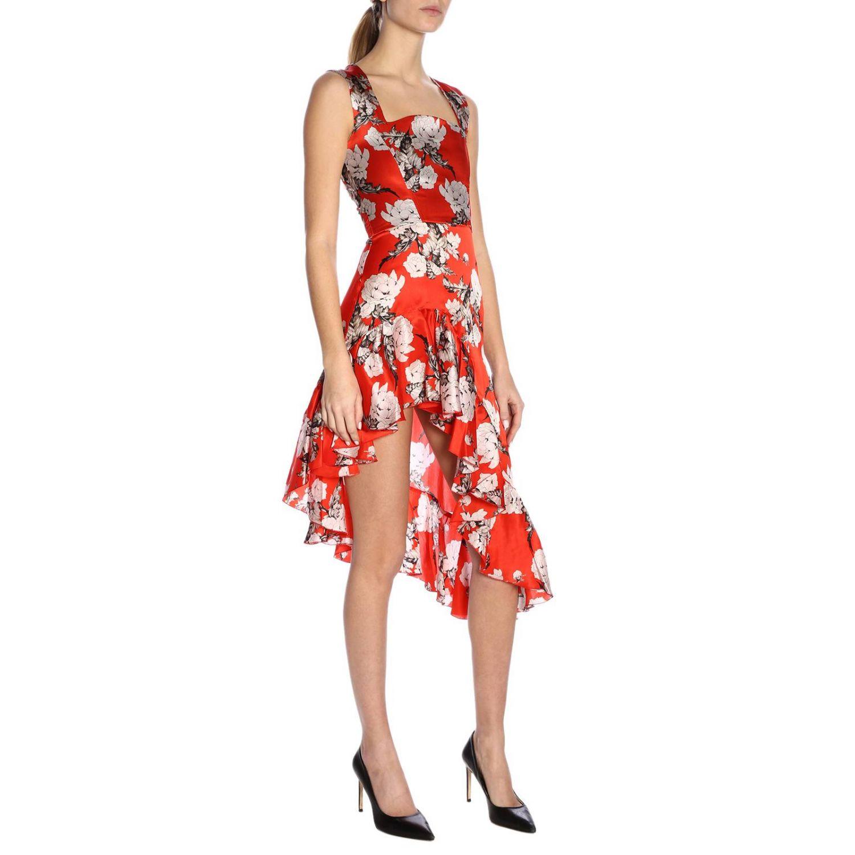 Платье Женское Giuseppe Di Morabito красный 4
