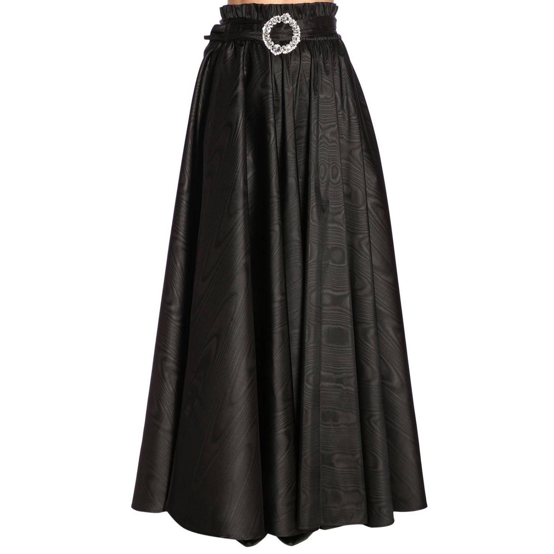 Skirt women Vivetta black 1