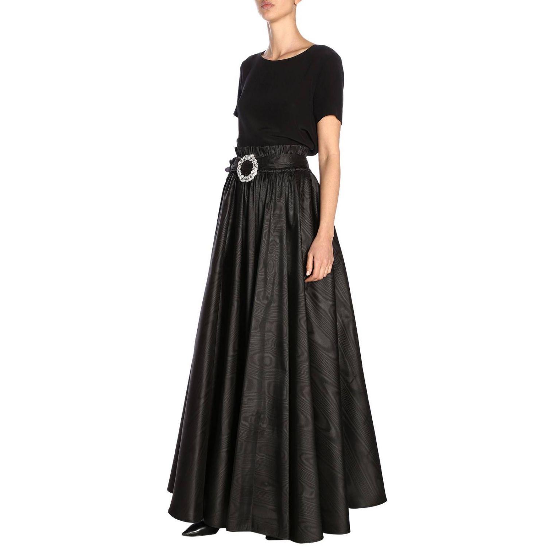 Skirt women Vivetta black 5