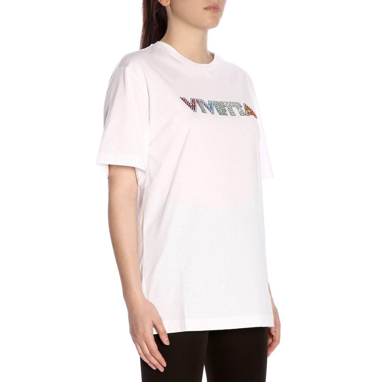 T-shirt women Vivetta white 2
