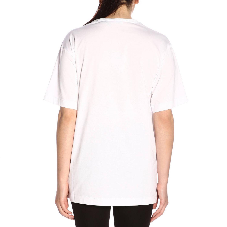 T-shirt women Vivetta white 3