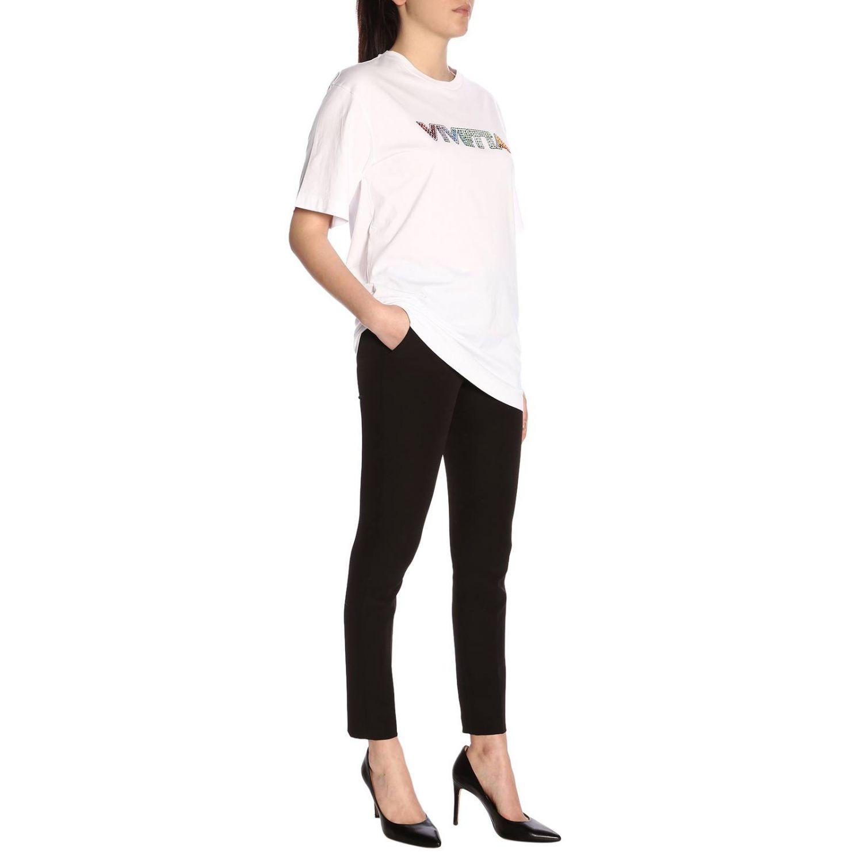 T-shirt women Vivetta white 4