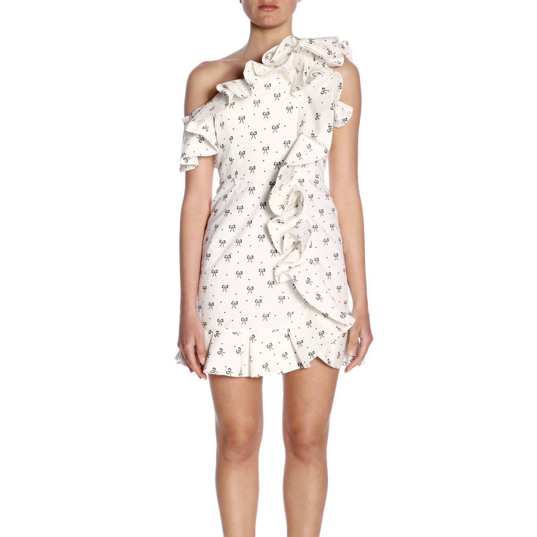 Dress women Vivetta white 1