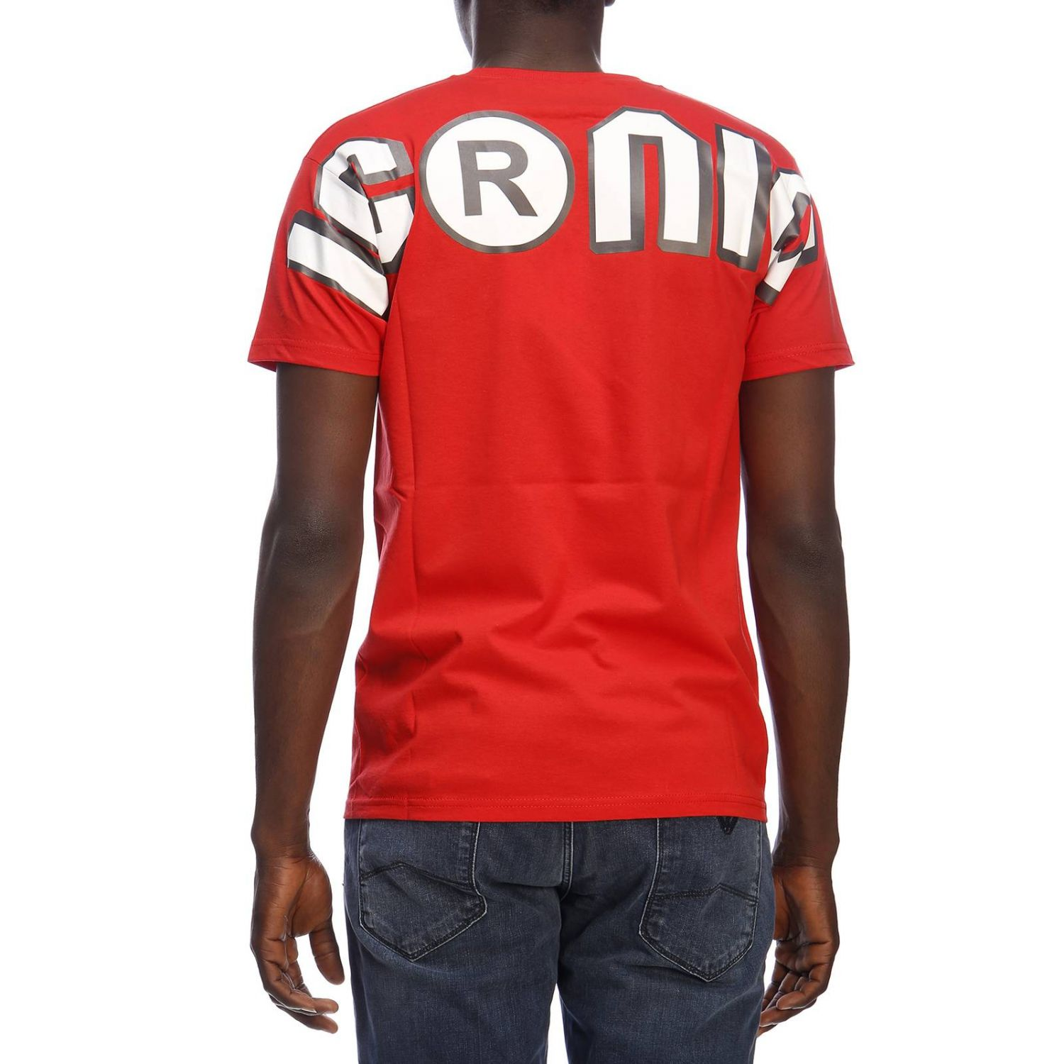 T-shirt men Sold Out red 3