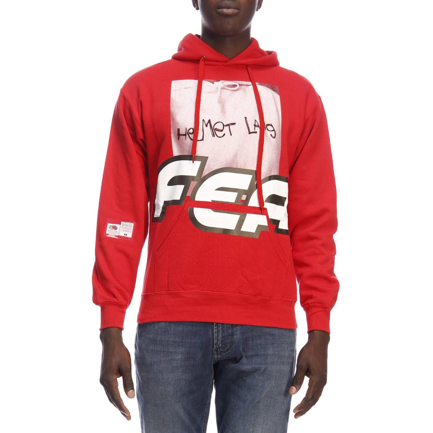 Jumper men Sold Out red 1