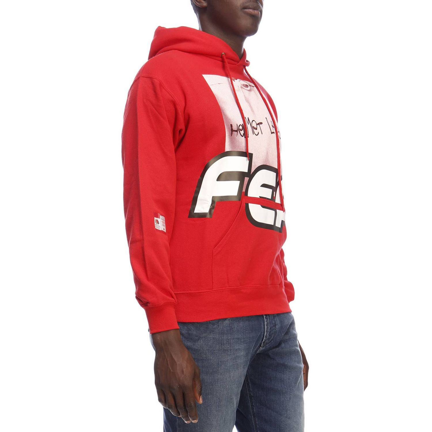 Jumper men Sold Out red 2