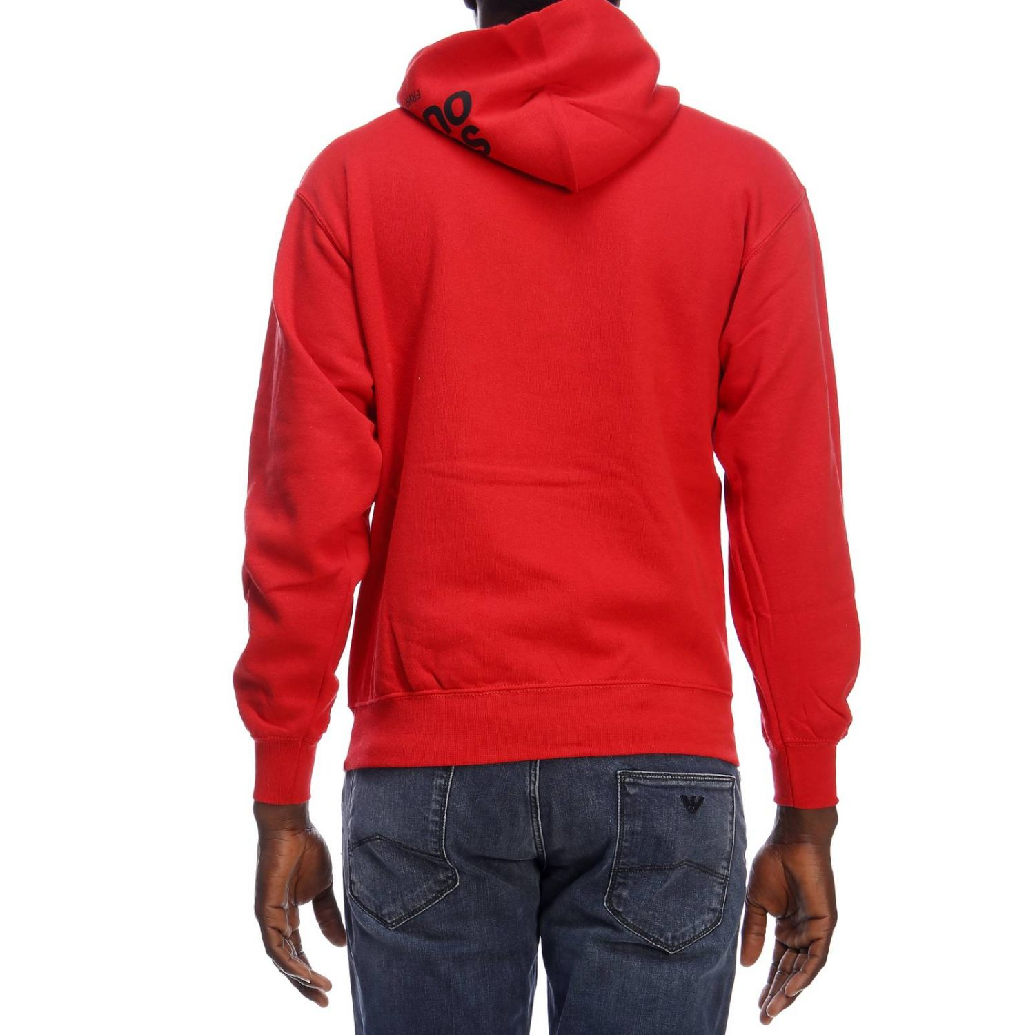 Jumper men Sold Out red 3