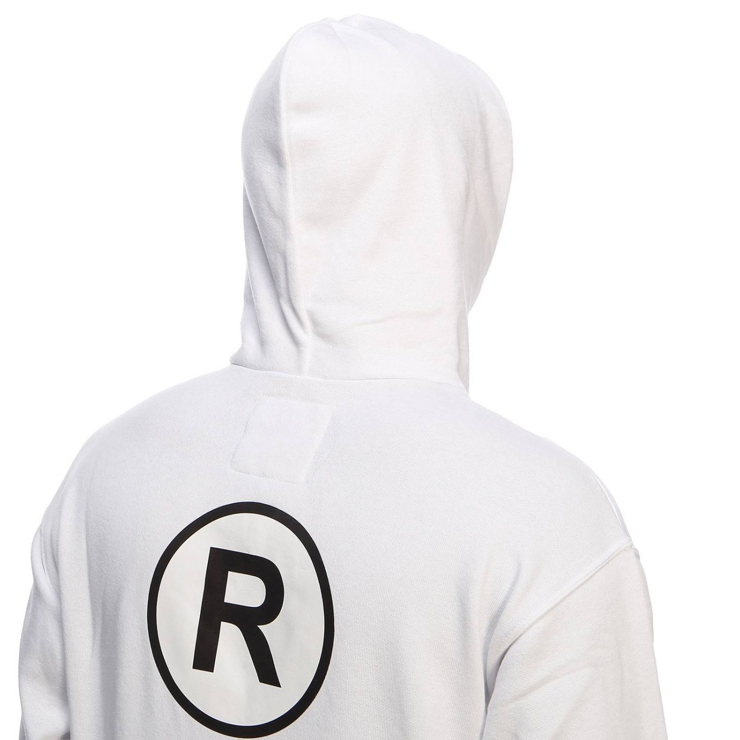 Pull homme Sold Out blanc 4