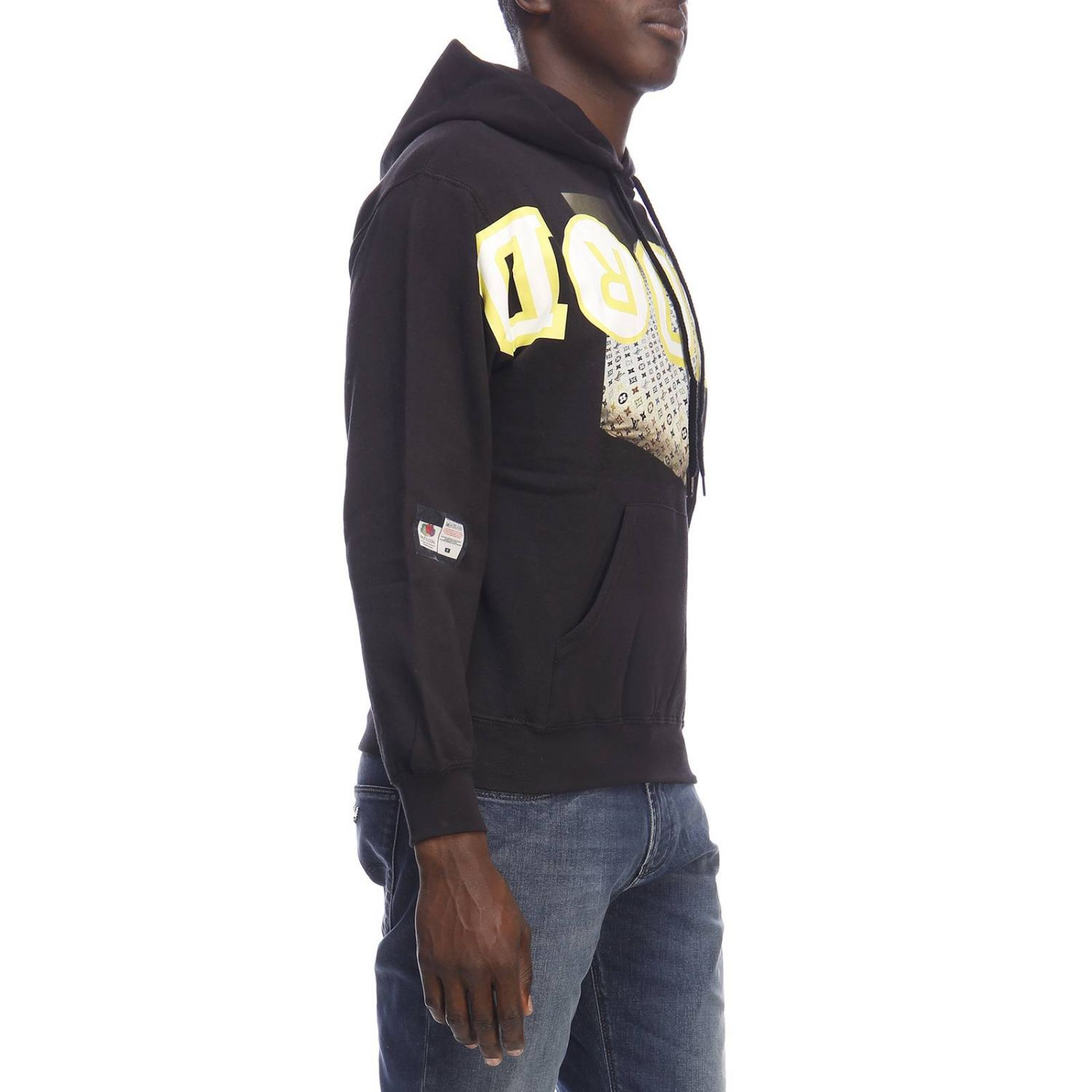 Pull homme Sold Out noir 2