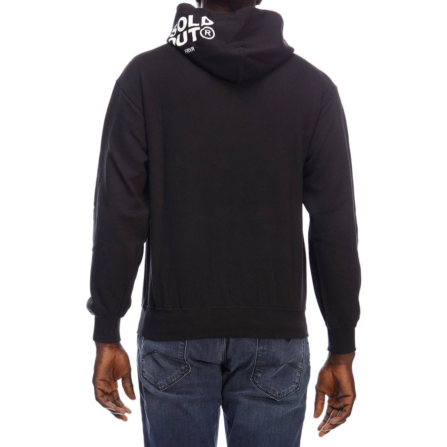 Pull homme Sold Out noir 3