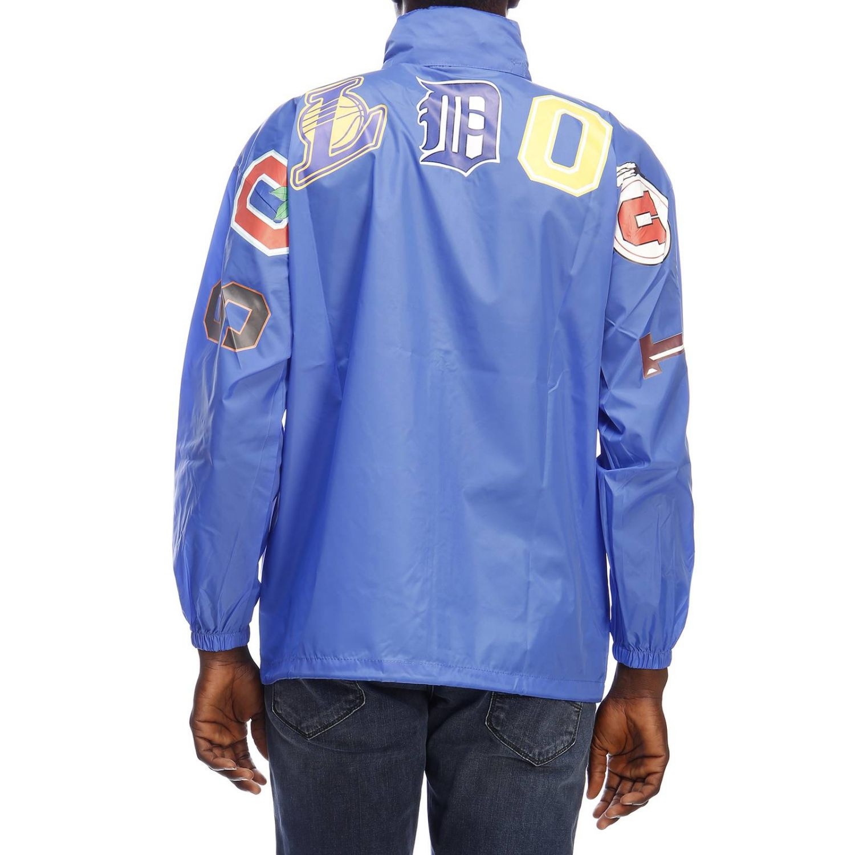 Jacket men Sold Out royal blue 3