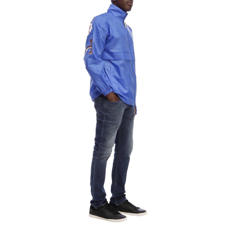 Jacket men Sold Out royal blue 5