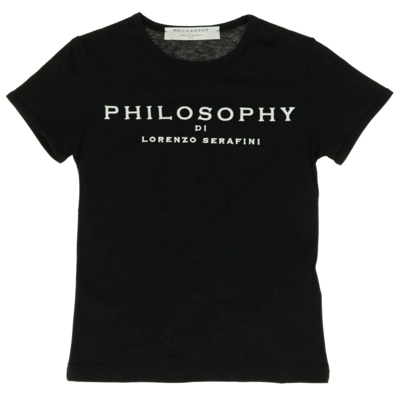 PHILOSOPHY DI LORENZO SERAFINI | T-Shirt T-Shirt Kids Philosophy Di Lorenzo Serafini | Goxip
