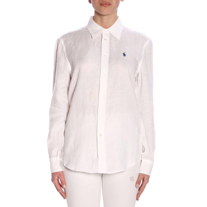 POLO RALPH LAUREN | Shirt Shirt Women Polo Ralph Lauren | Goxip