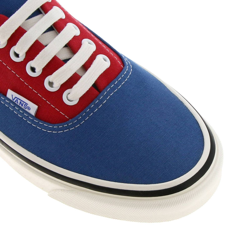 Shoes men Vans red 3