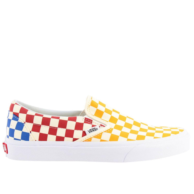 Shoes men Vans multicolor 1