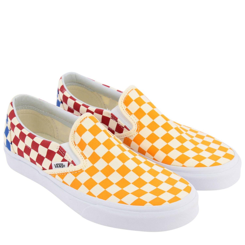 Shoes men Vans multicolor 2