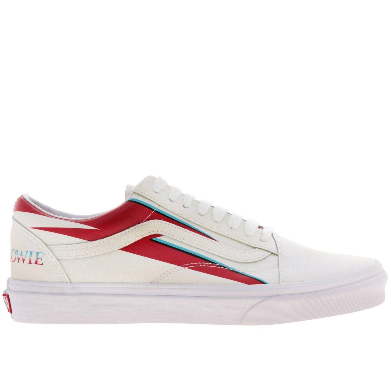 鞋 男士 Vans 白色 1