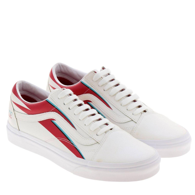 鞋 男士 Vans 白色 2