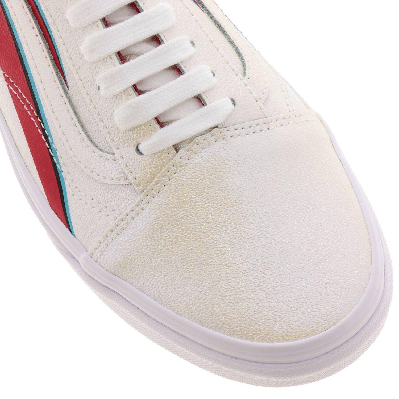 鞋 男士 Vans 白色 3