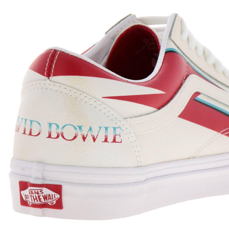 鞋 男士 Vans 白色 4