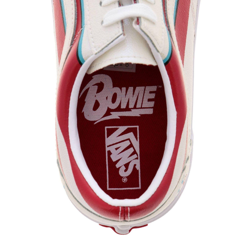 鞋 男士 Vans 白色 5