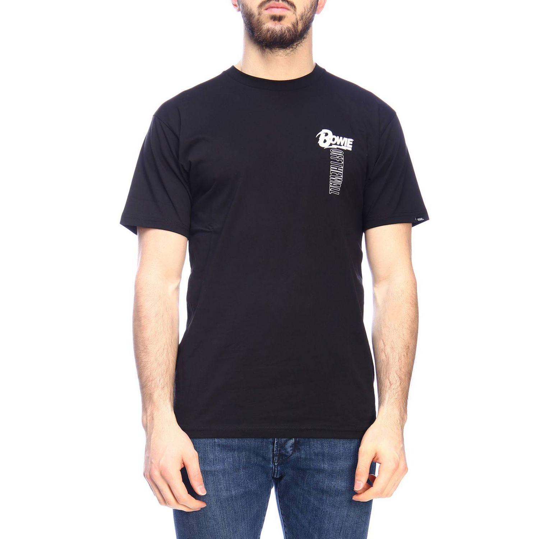 T-shirt men Vans black 1