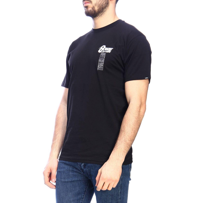T-shirt men Vans black 2