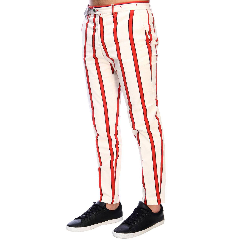 裤子 男士 Baronio 红色 2