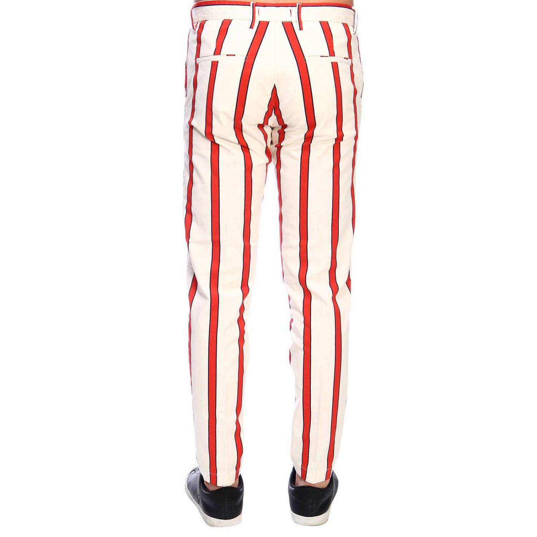 裤子 男士 Baronio 红色 3