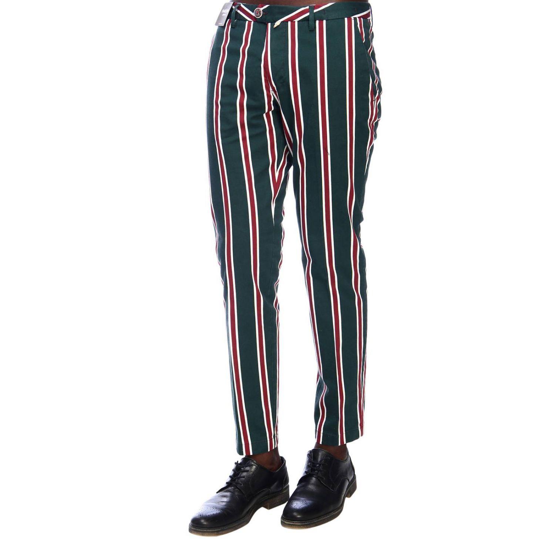 裤子 男士 Baronio 绿色 2