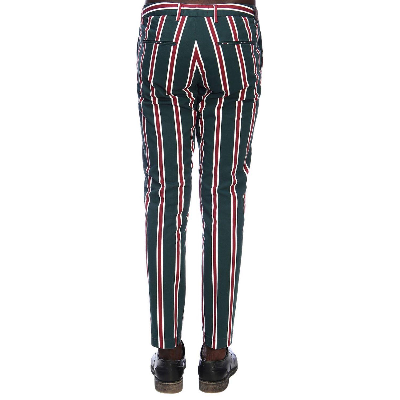 裤子 男士 Baronio 绿色 3